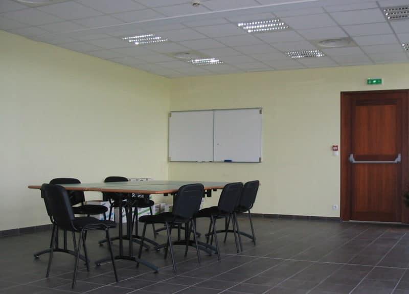 salle de classe et réunion