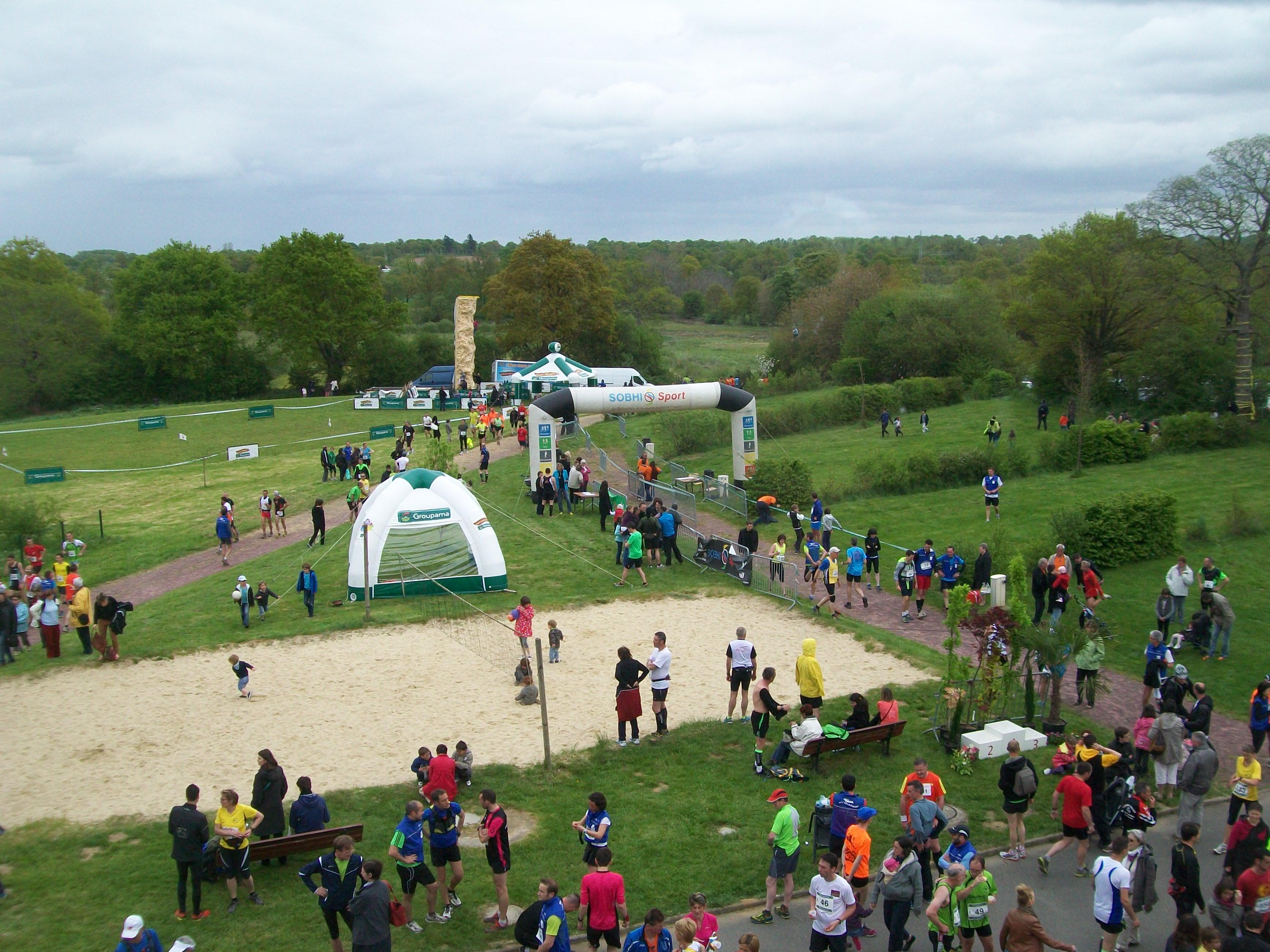 Trail du Couesnon évènement