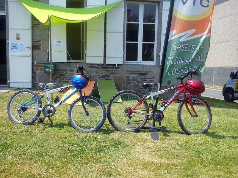 Vélos enfants, plusieurs tailles disponibles