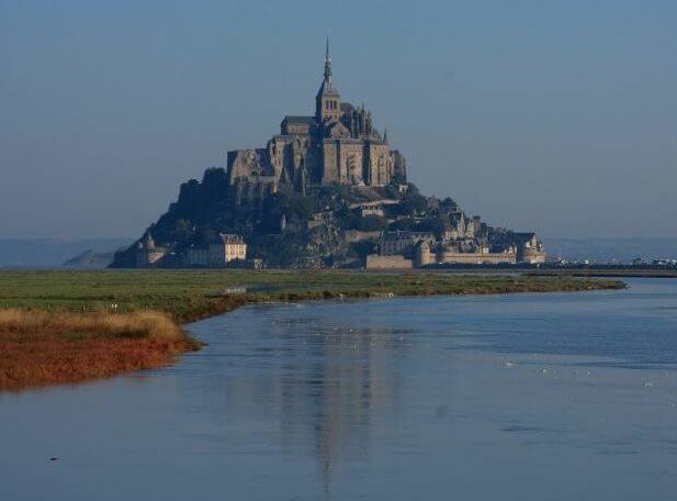 Mont-Saint-Michel, Crédit : Olivier Anger