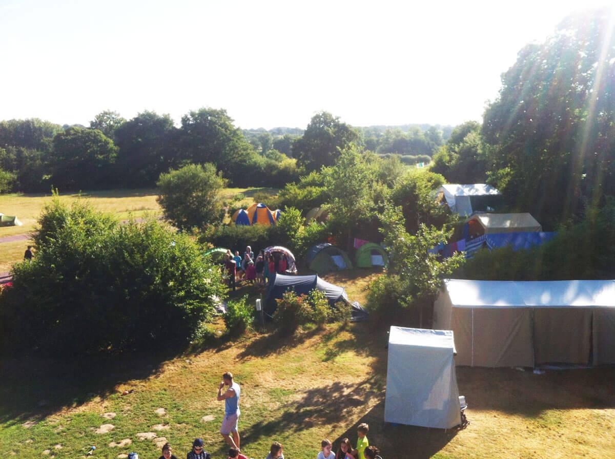 camping Mézières