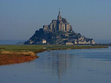 Mont-Saint-Michel - Crédit : Olivier Anger